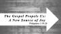 Artwork for The Gospel Propels Us: A New Source of Joy (Dr. Chris Bonts)