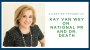 Artwork for Clienting #56: Kay Van Wey on National PR and Dr. Death