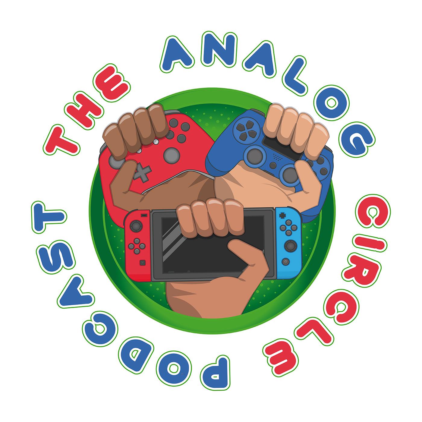 The Analog Circle Podcast show art