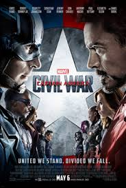 WHINECAST- 'Captain America: Civil War' commentary