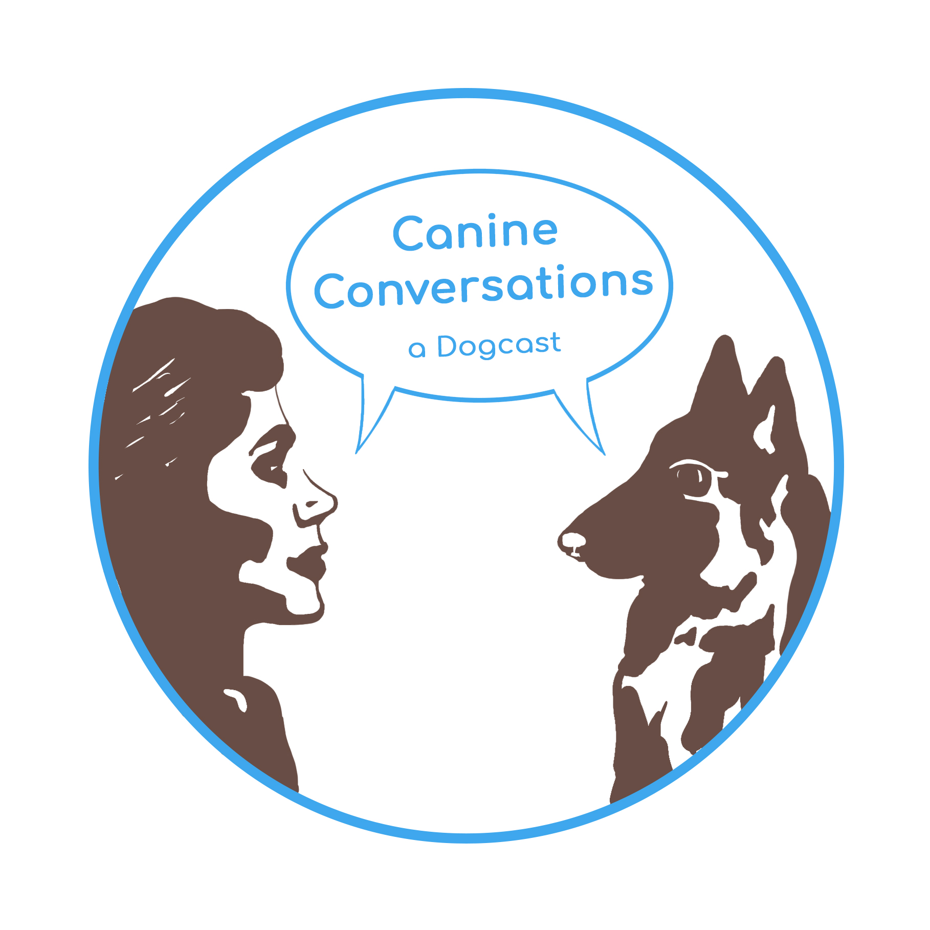 Canine Conversations show art