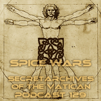 Spice Wars - Secret Archives of the Vatican 129