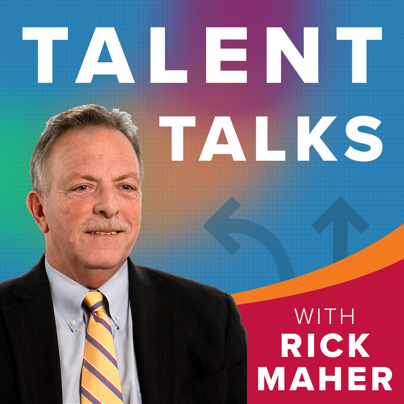 Talent Talks- With Rick Maher  show art