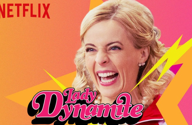 Artwork for S01E06 - Lady Dynamite and Bonding
