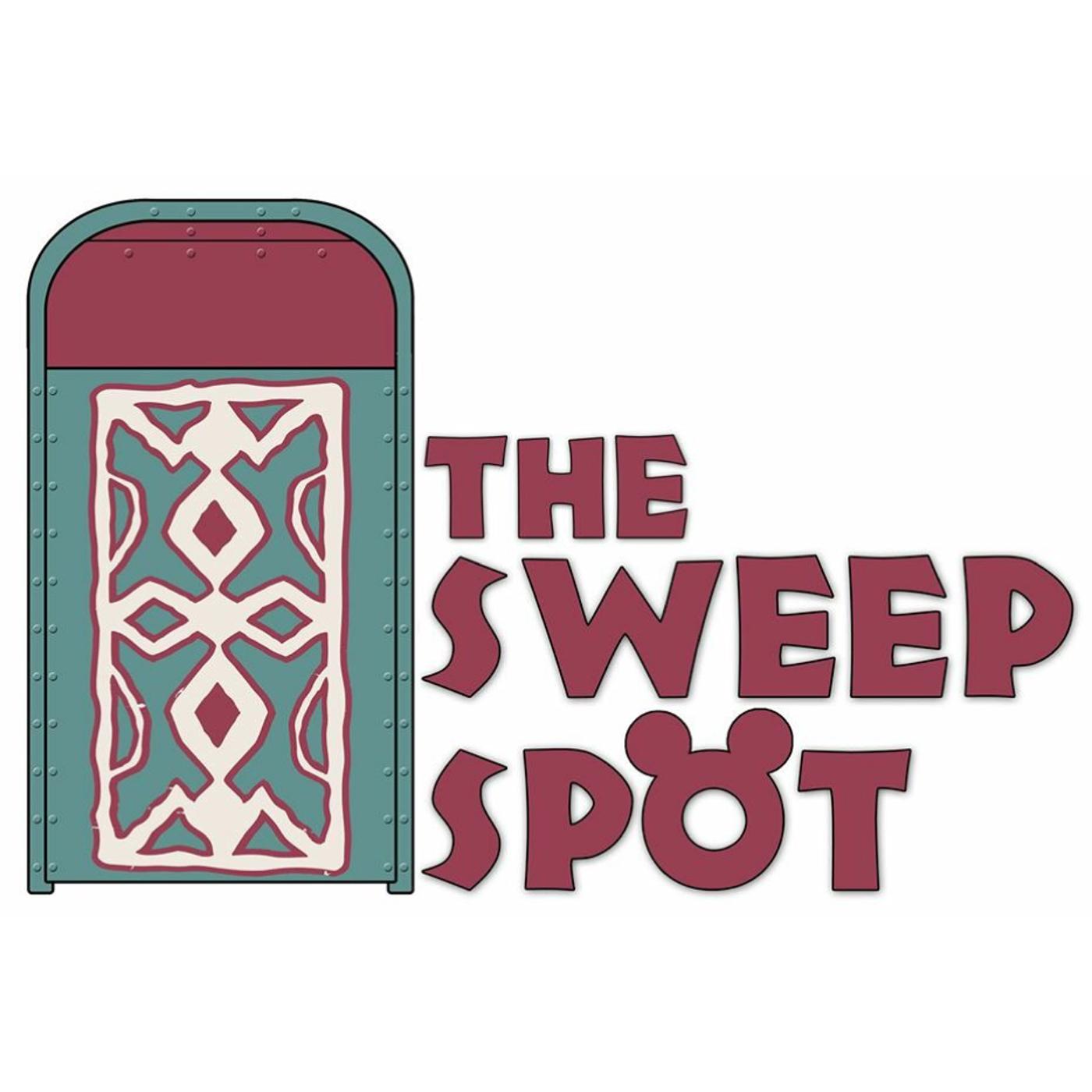 The Sweep Spot - Former Disneyland Cast Members Talking Disneyland  show art