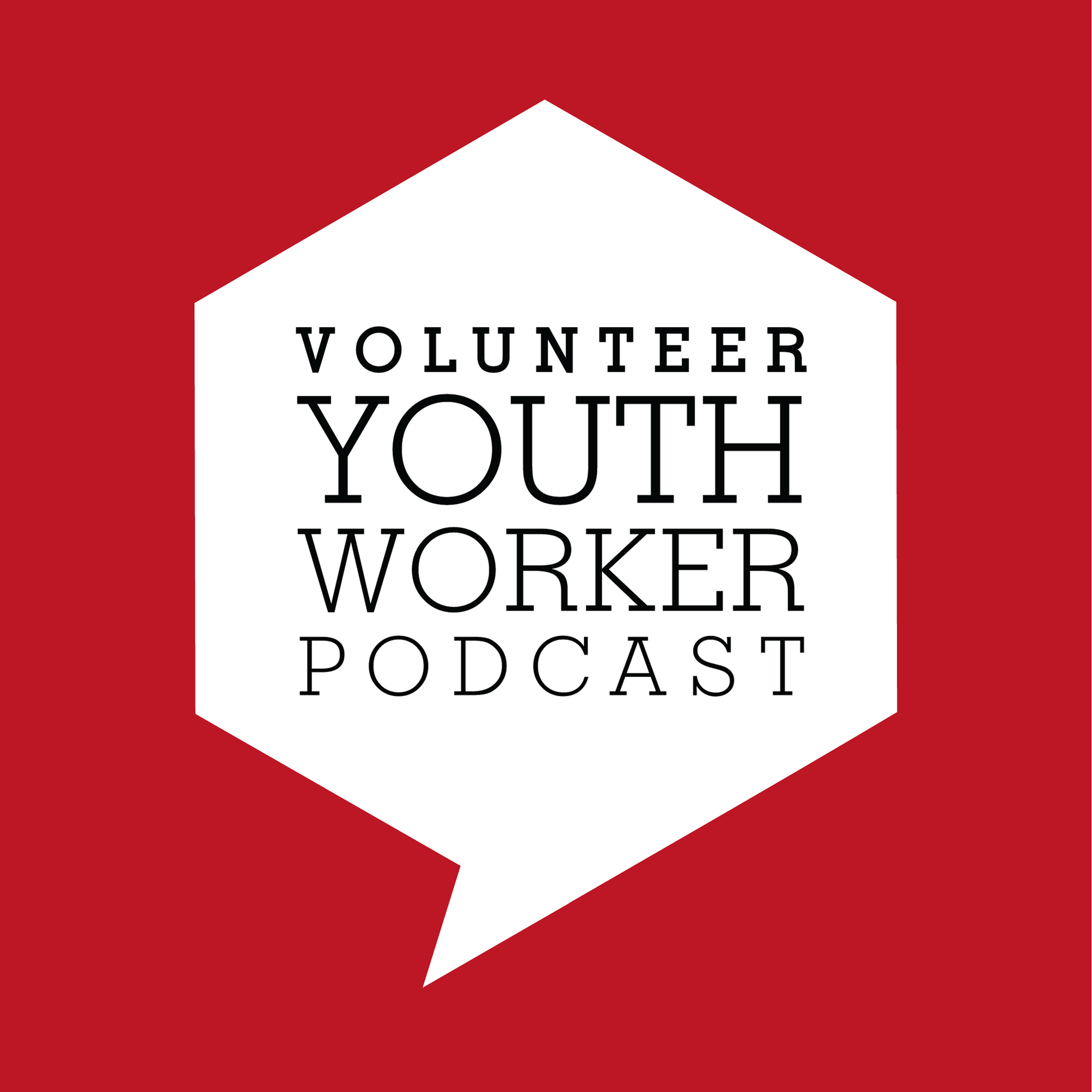 Volunteer Youth Worker Podcast show art