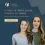 Artwork for SMME #222 #Spasocialbeat - 4 Types of Video Social Content to Share
