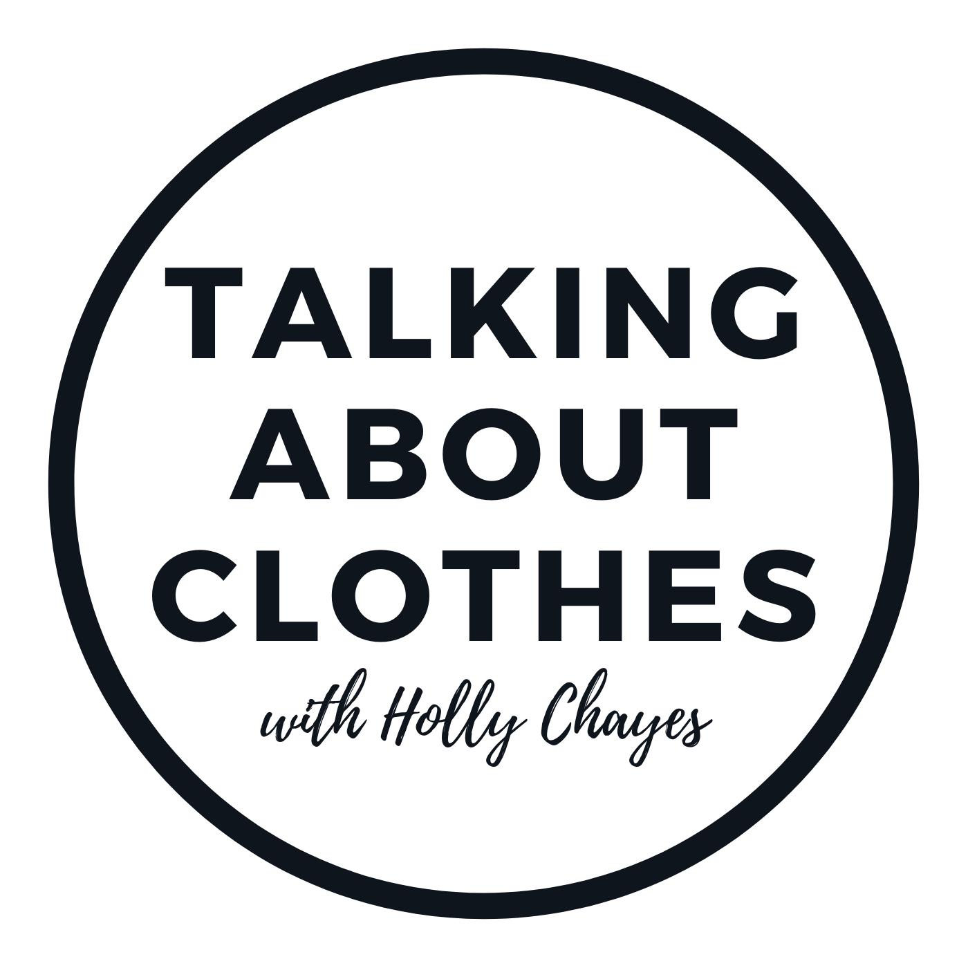 Rethinking (Wardrobe) Staples