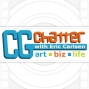 Artwork for CG Chatter 031: Pixels and Polygons Founder & Director Anthony Marquette