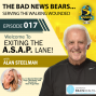 Artwork for Exiting The A.S.A.P. Lane Episode 17: The Bad News Bears | Serving The Walking Wounded