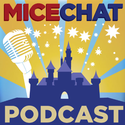 Micechat Podcast: Disneyland Extra . . . Charge That Is