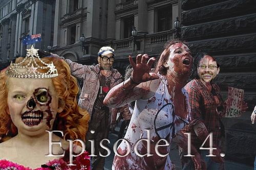 Honey Boo Boo's Zombie Apocalypse