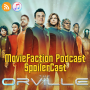Artwork for MovieFaction Podcast - SpoilerCast - The Orville Season 1