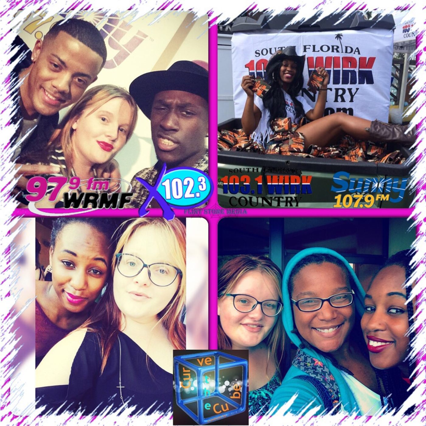 #21 – RADIO – The PBB Street Team – Estelle Deshocka & Dejane Barrett - 2015-04-11