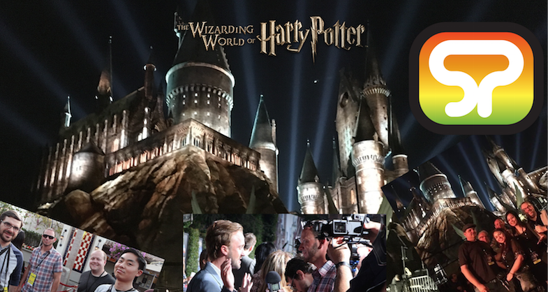tspp #326- Opening of the Wizarding World of Harry Potter at Universal Studios Hollywood! 4/27/16