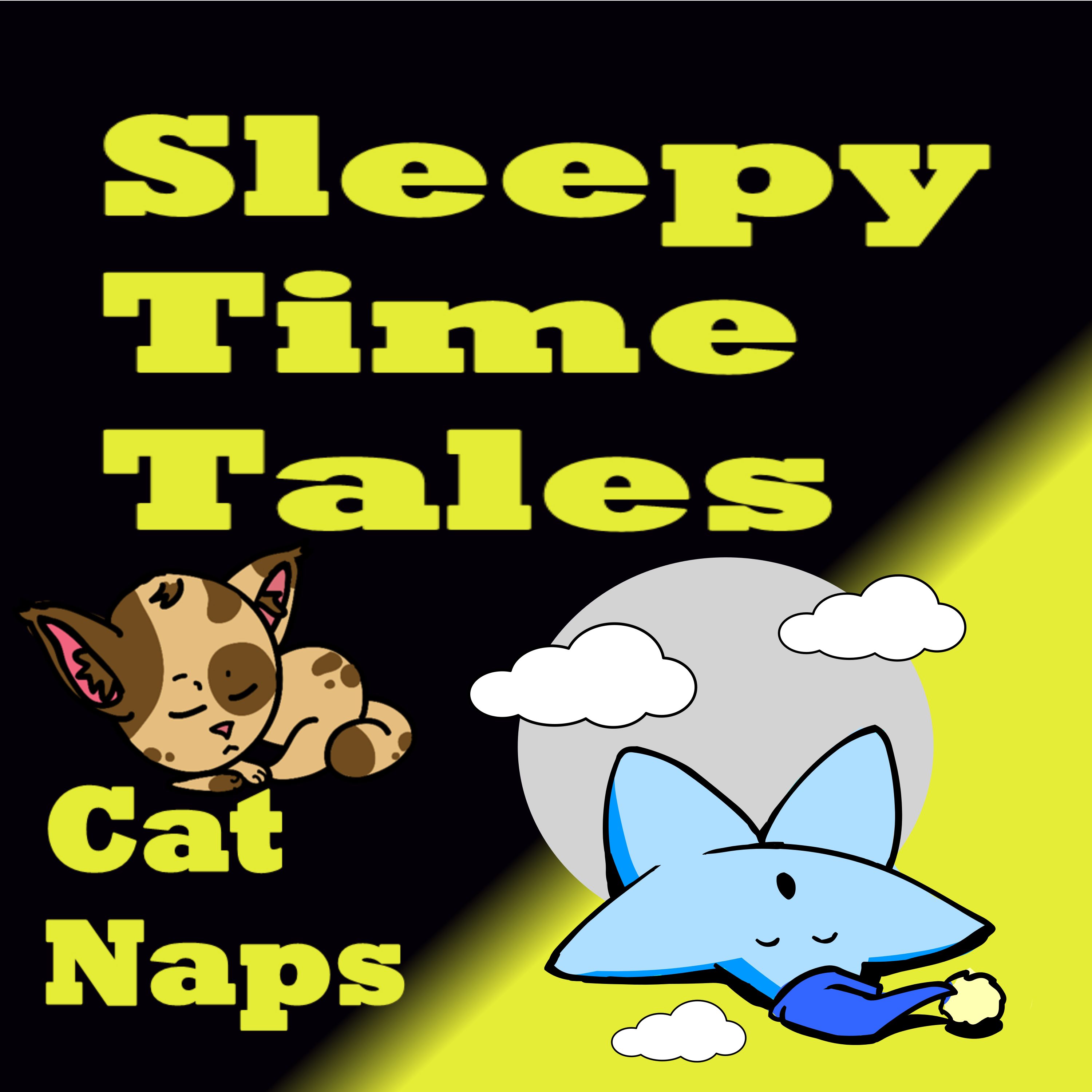 Cat Naps 015 -  The Coming Out of Maggie show art