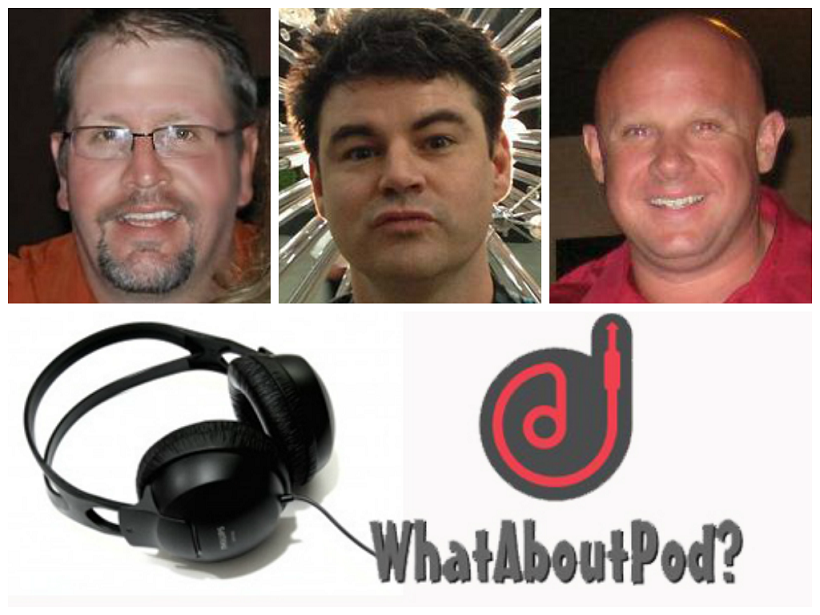 Artwork for What About Pod? #72