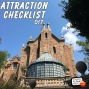 Artwork for Haunted Mansion - Magic Kingdom - Walt Disney World - Attraction Checklist #017