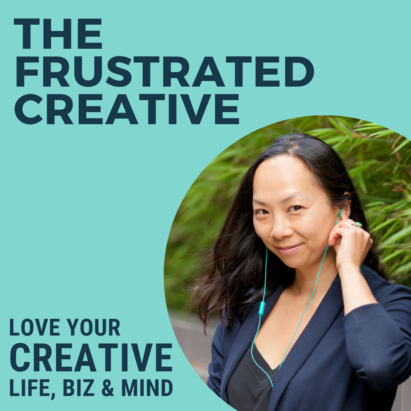 The Frustrated Creative Podcast (aka Show and Sell with Charlene) show art