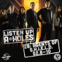 Artwork for Listen Up A-Holes #28: Agents of S.H.I.E.L.D. (S2.8-10)