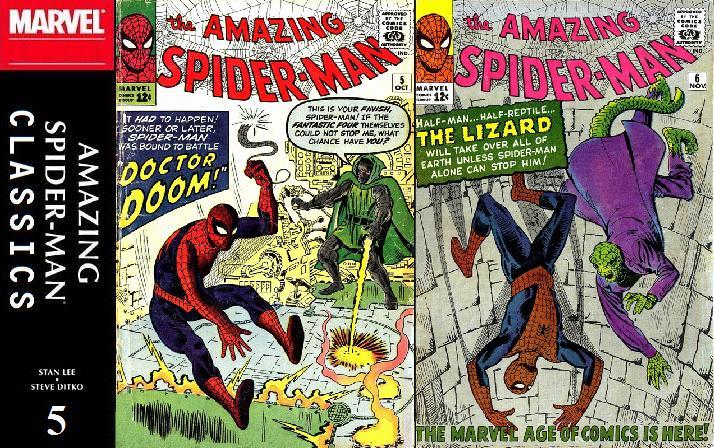 005 ASM Classics - Amazing Spider-Man 5 and 6