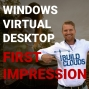 Artwork for CS 021: Windows Virtual Desktop First Impression