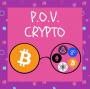Artwork for POV Crypto Episode 7 - Bitcoin v.s. Blockchain