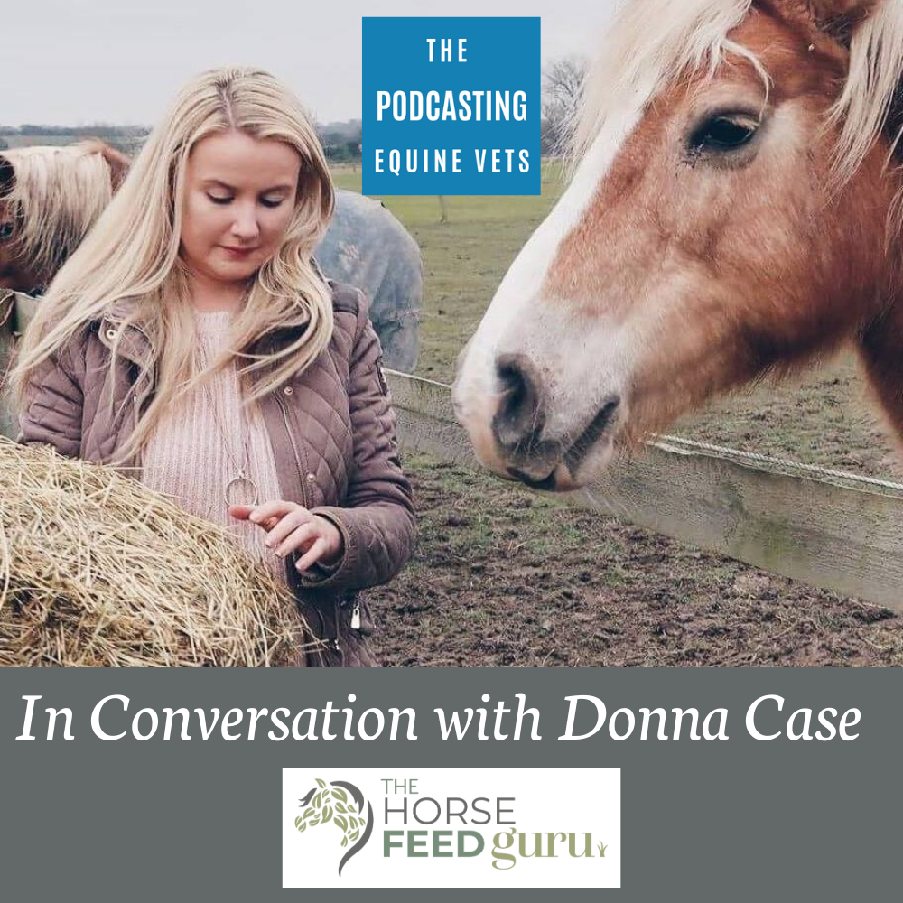 A Conversation With Donna Case From The Horse Feed Guru