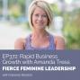 Artwork for [FFL 372] Rapid Business Growth with Amanda Tress
