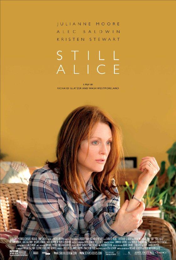 Ep. 81 - Still Alice (Safe vs. Blindness)