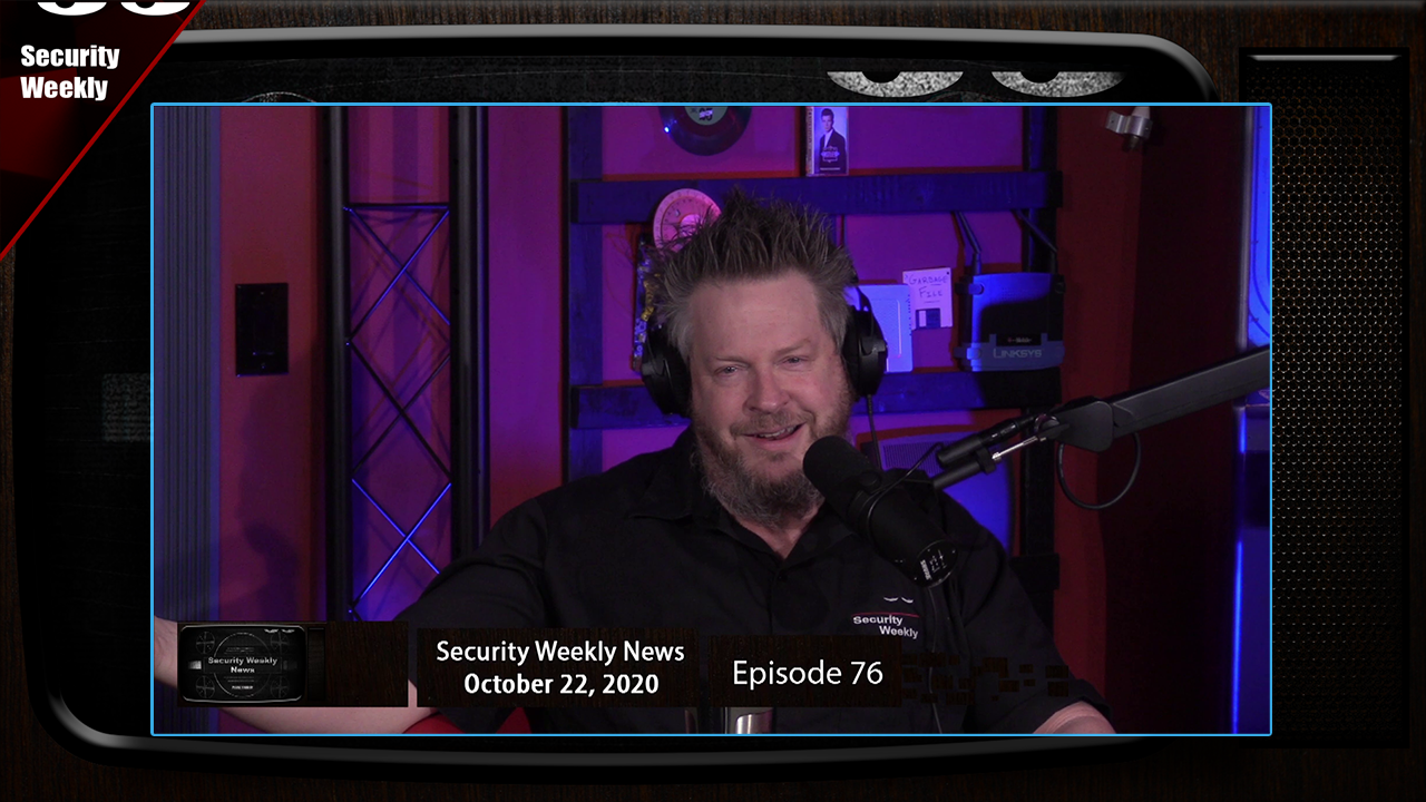 Artwork for Cisco Firepower Threats, Oracle Patches, & July Twitter Hack - Wrap Up - SWN #76