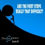Artwork for ARE THE FIRST STEPS REALLY THAT DIFFICULT?