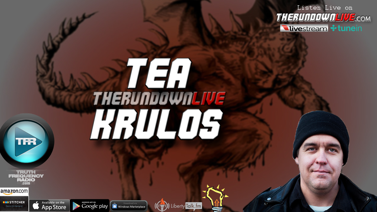 The Rundown Live #496 Tea Krulos (Milwaukee Paranormal Conference)