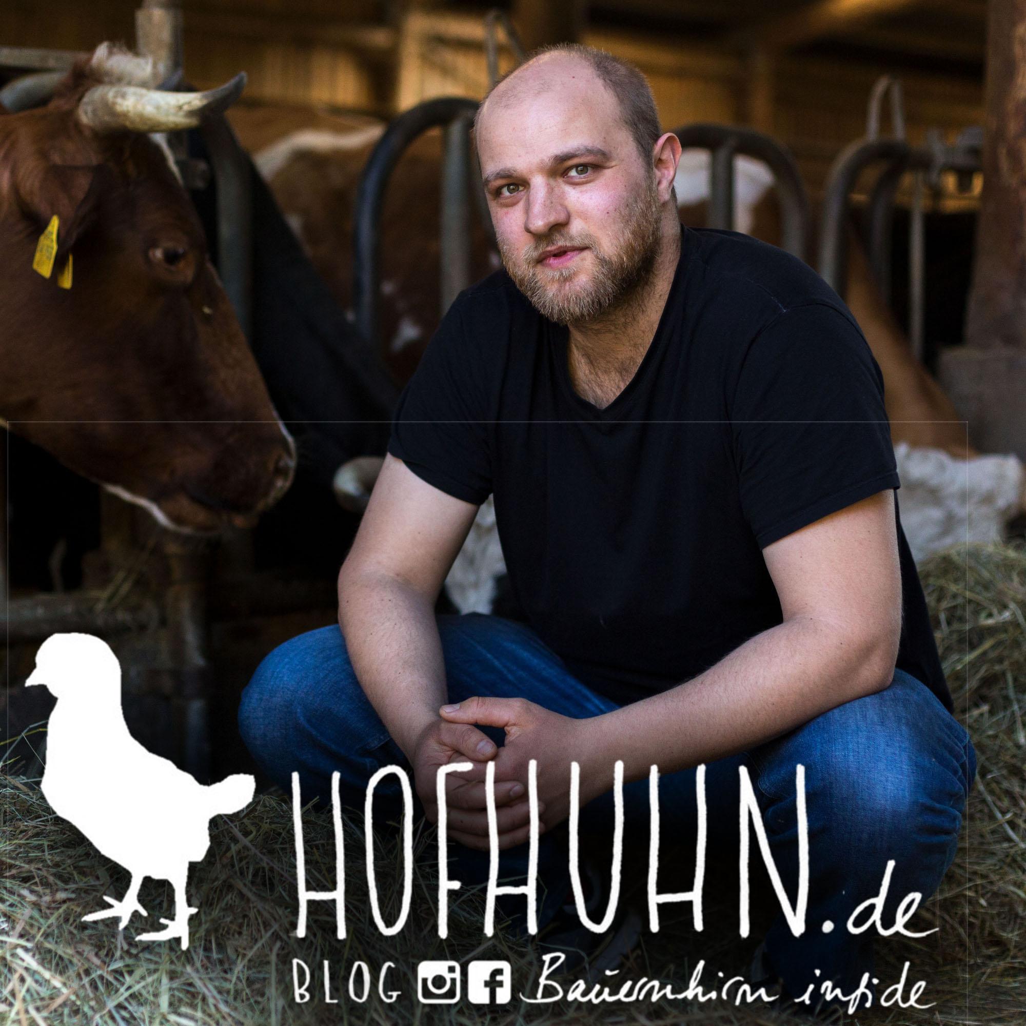 Hofhuhn-Podcast show art