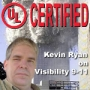 Artwork for Visibility 9-11 Welcomes Whistleblower Kevin Ryan