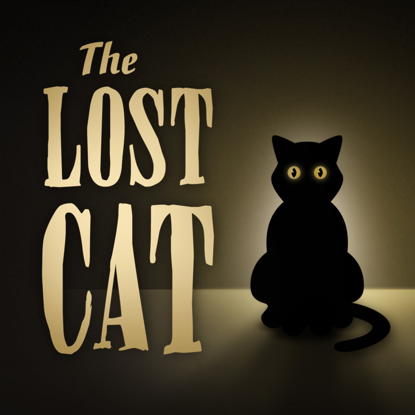 The Lost Cat Podcast logo