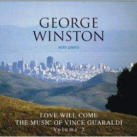 Repost: Tunes for Valentine's Day - George Winston does Vince Guaraldi