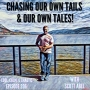 Artwork for Chasing Our Own Tails & Our Own Tales! w/ Scott Abel! #206