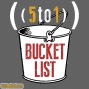 Artwork for 44 - Bucket List - 5 to 1