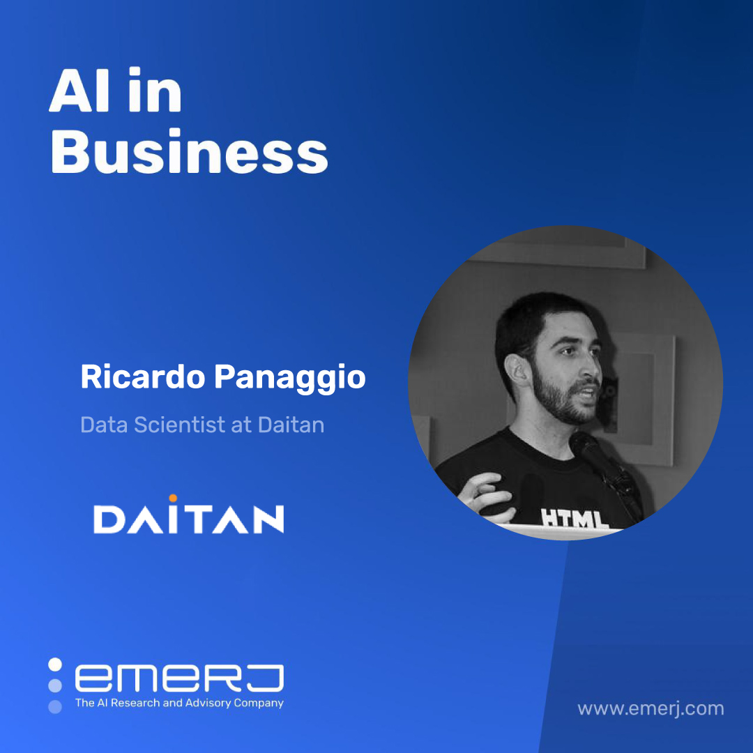 AI's Customer Experience Potential in Financial Services - with Ricardo Panaggio of Daitan