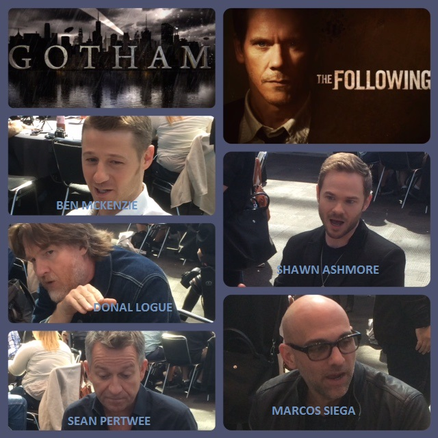 Episode 572 - NYCC: Gotham w/ Ben McKenzie/Donal Logue/Sean Pertwee & The Following w/ Shawn Ashmore/Marcos Siega