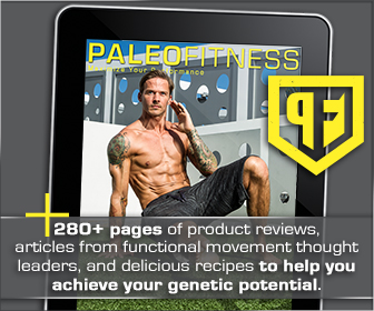 Get the Paleo Fitness e-book