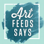 Artwork for Q&A with Art Feeds CEO Meg Bourne: Season One Finale