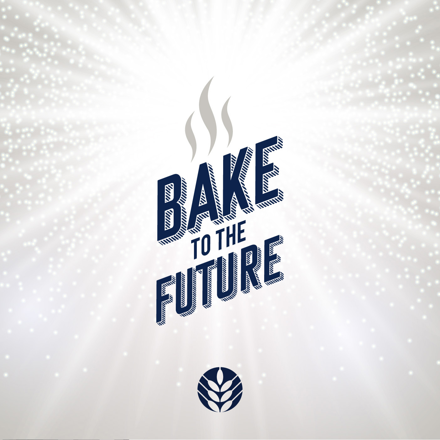 Bake to the Future show art