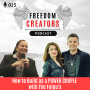 Artwork for 025. How to build as a Power Couple - Interview with Stefania and Marius Fulgu