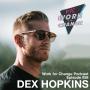 Artwork for Dex Hopkins | Work for Change Episode 058