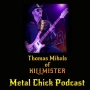 Artwork for 049 - Thomas Mikols of Killmister on being the lead singer of a Motorhead tribute band.