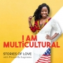 Artwork for 028: How to Celebrate Your Heritage as a Multicultural Couple | Abbey Domond + Rafael Medina