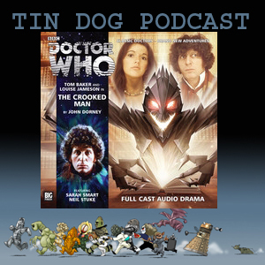 TDP 384: The Crooked Man - 4th Doctor Big Finish 3.3