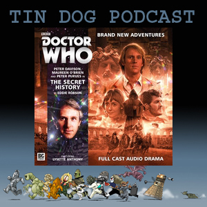 TDP 481: Big Finish Main Range 200 - Secret History